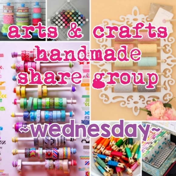 Other - 9/16 ARTS, CRAFTS, HANDMADE SHARE GROUP